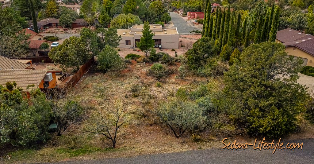 New Listing 1015 Lee Mountain Sedona view lot