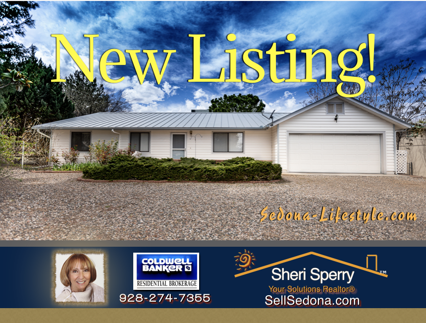 Gold Dust - New Listing in Cottonwood real estate
