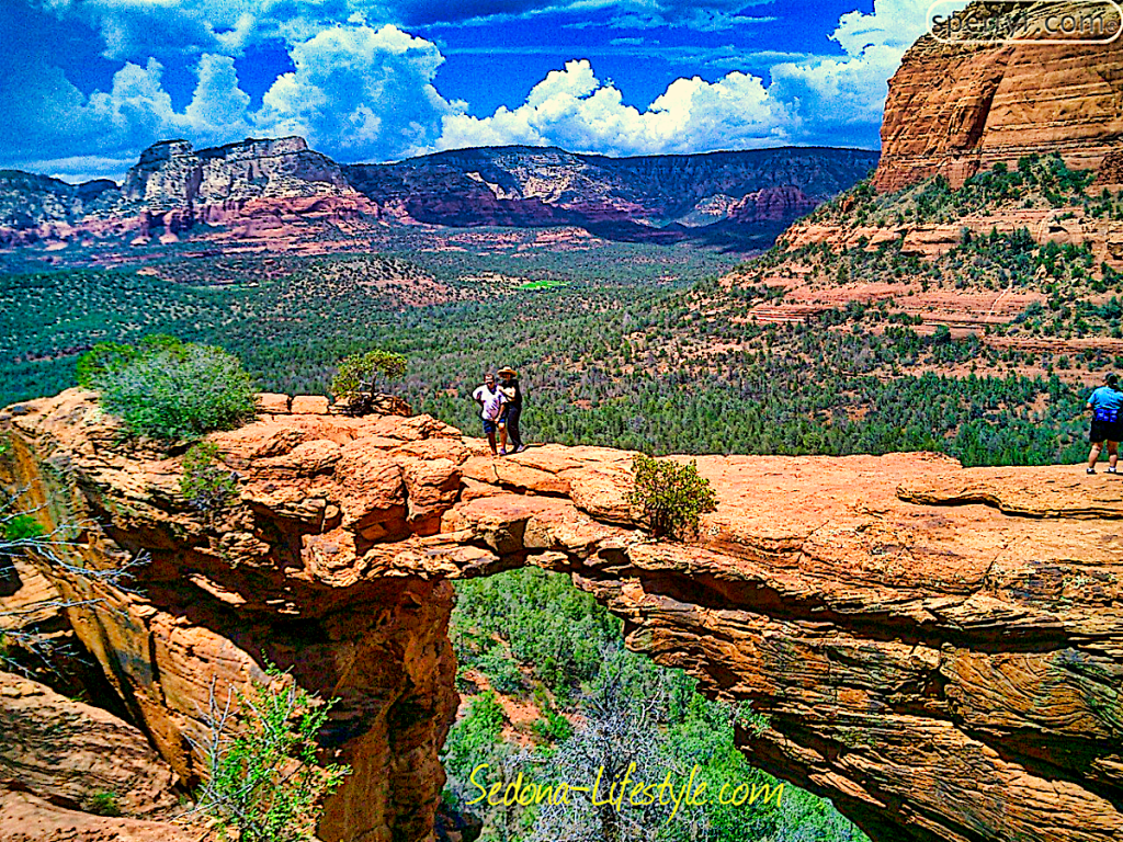 Sedona Pandemic - Devils Bridge Boynton Canyon