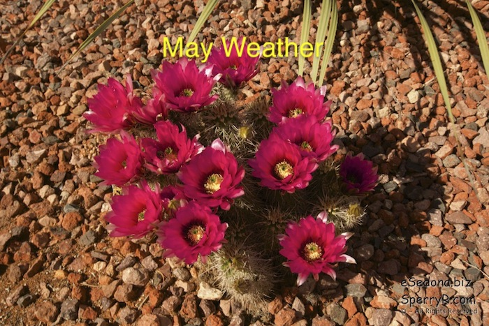 Sedona Weather – May 2020 – What's It Like In Late Spring?