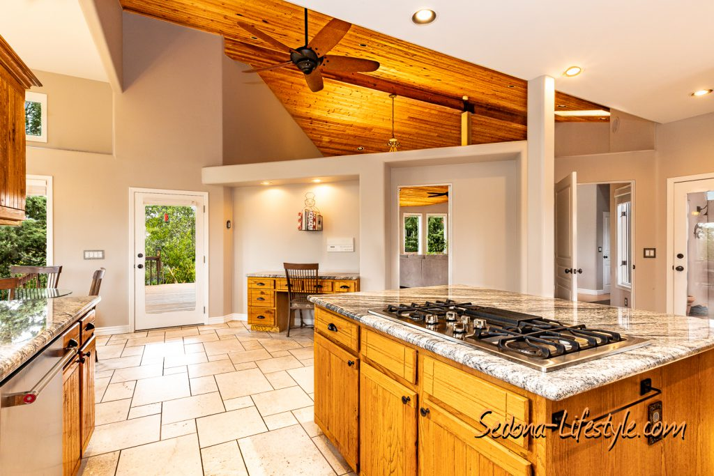 Grand Kitchen Living Room - Courtyard - Sheri Sperry Coldwell Banker Realty List Agent