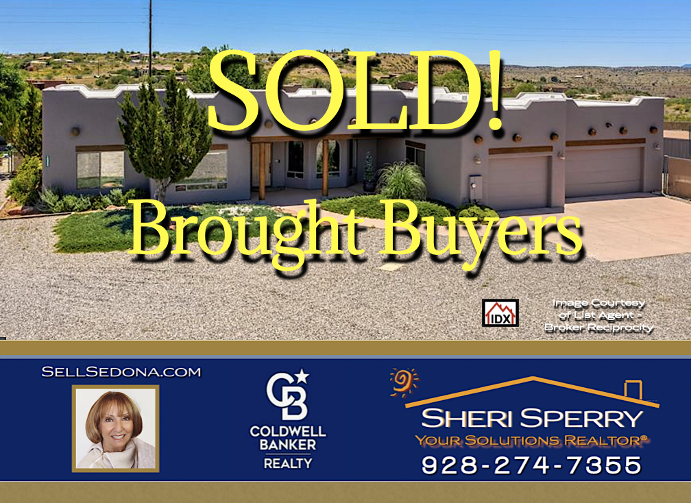 BROUGHT BUYERS - Sold and Closed by Sheri Sperry Coldwell Banker Realty