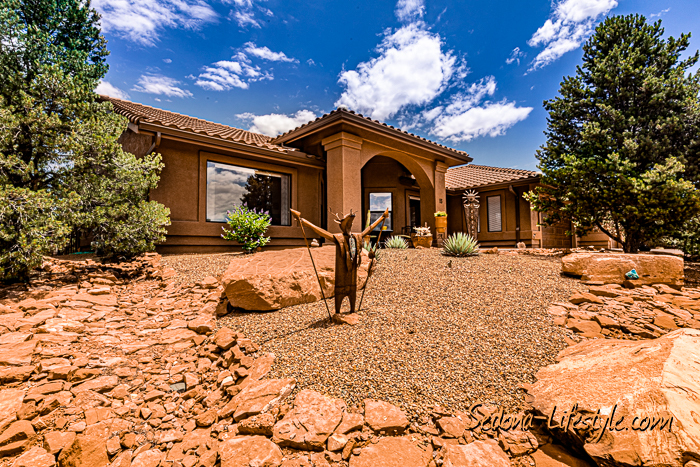 15 E. Dove Wing Drive Sedona AZ For Sale by Sheri Sperry Coldwell Banker Realty