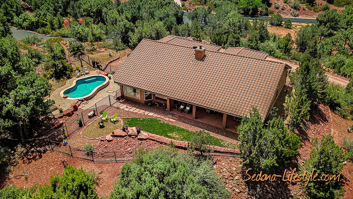 SellSedona.com and RickSperry.com Sedona-lifestyle.com Luxury home images