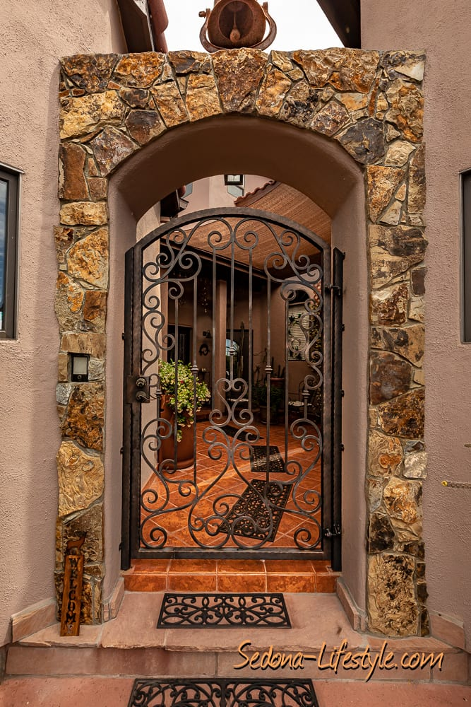 Security Gate Courtyard - Sheri Sperry Coldwell Banker Realty List agent