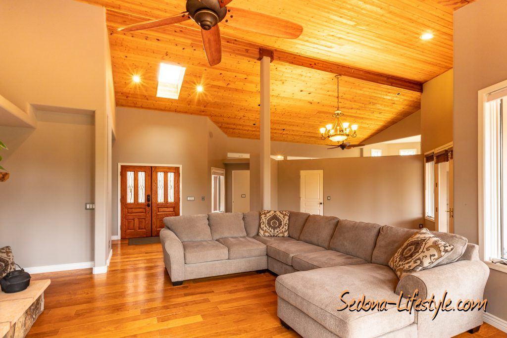 Living Room - Courtyard - Sheri Sperry Coldwell Banker Realty List Agent