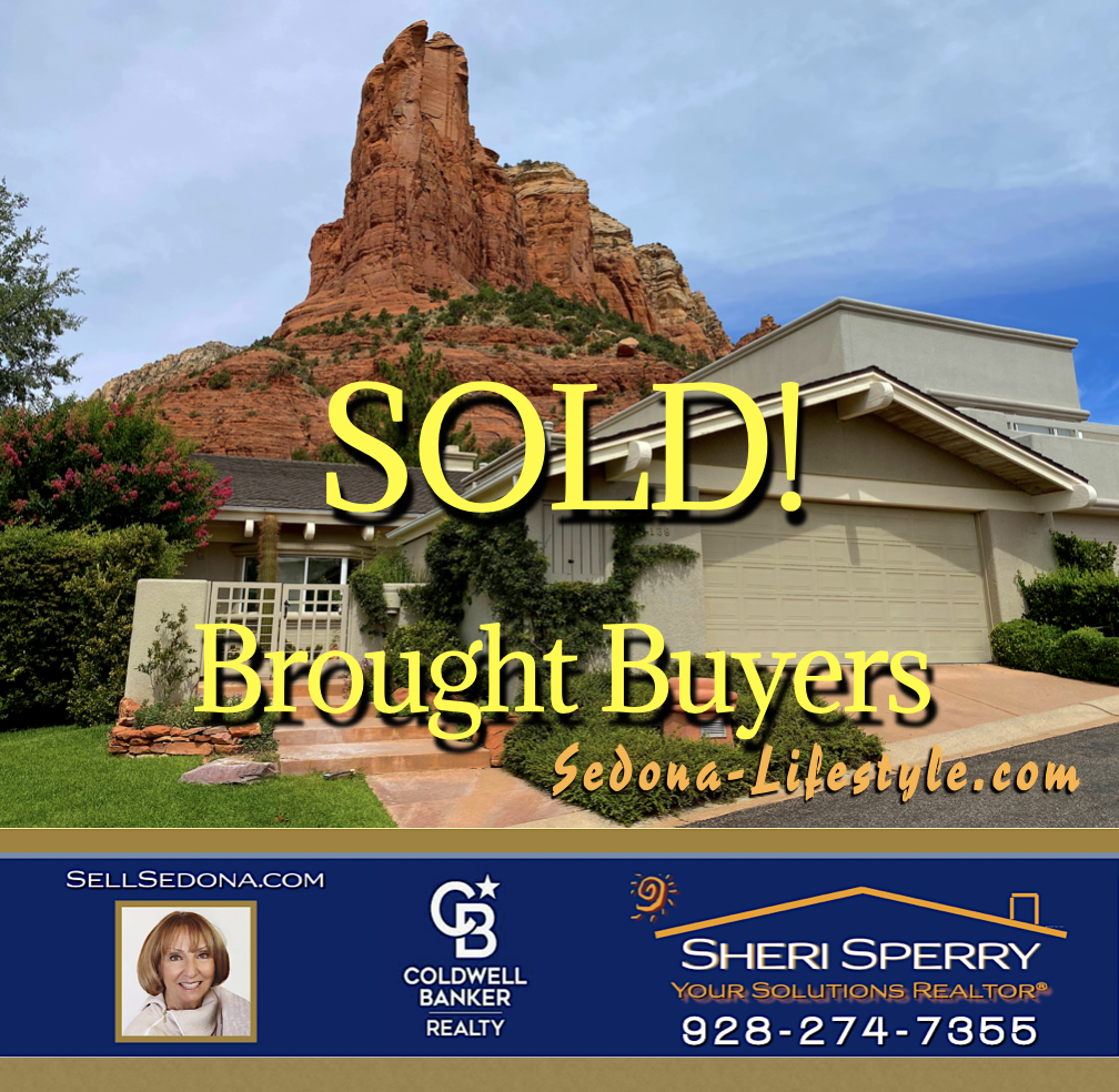 Another satisfied buyer - SOLD in the Cottages at Coffeepot by Sheri Sperry - Sellers, shouldn't you have Sheri Sperry working for you?