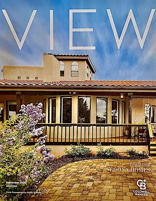 Coldwell Banker View Magazine Feature by Professional Photographer Rick Sperry Rick Sperry.com for Sheri Sperry