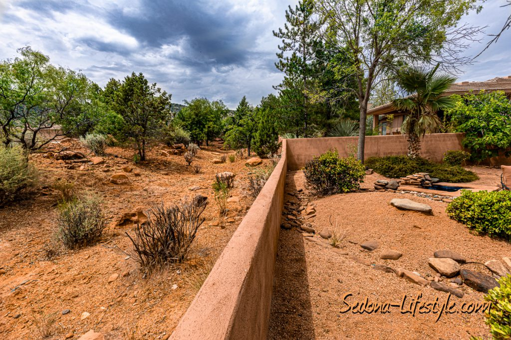 buffer Zone Sedona Golf Resort home offered by Sheri Sperry