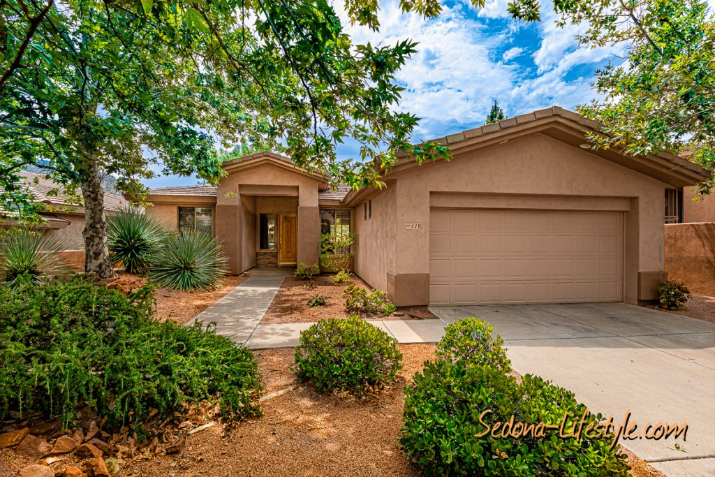 Sedona Golf Resort home offered by Sheri Sperry