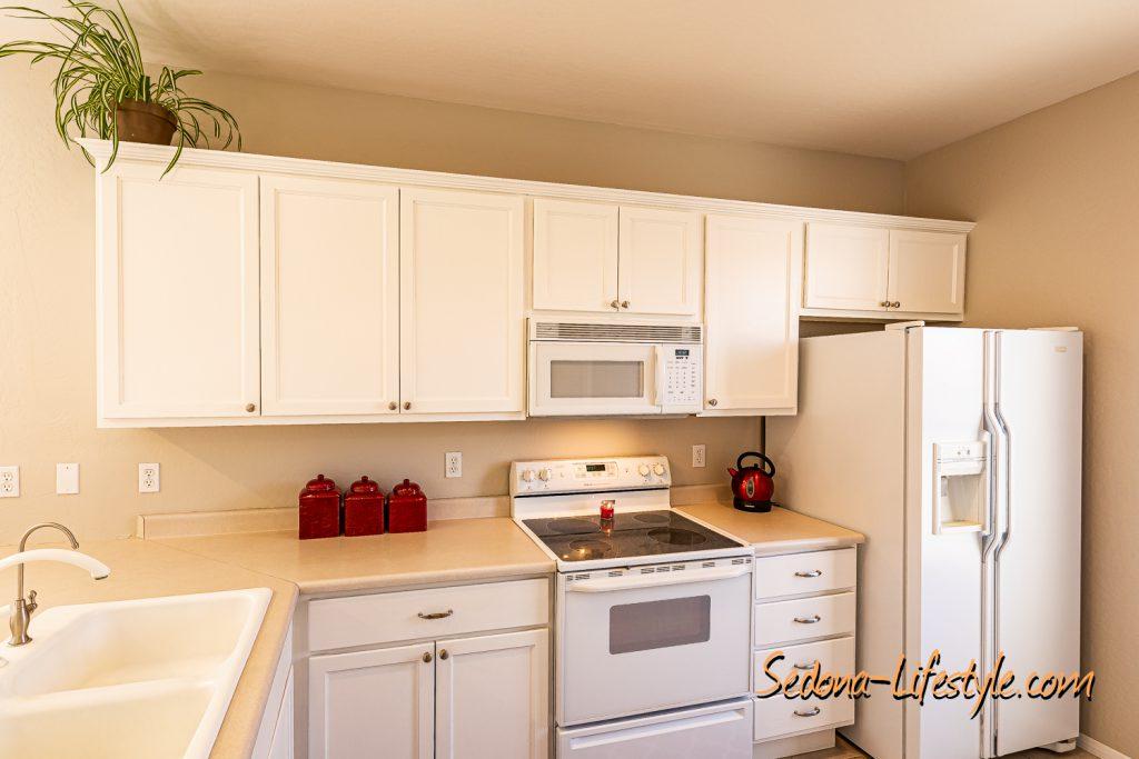 Efficient Kitchen Cottonwood AZ Crestview Riddge
