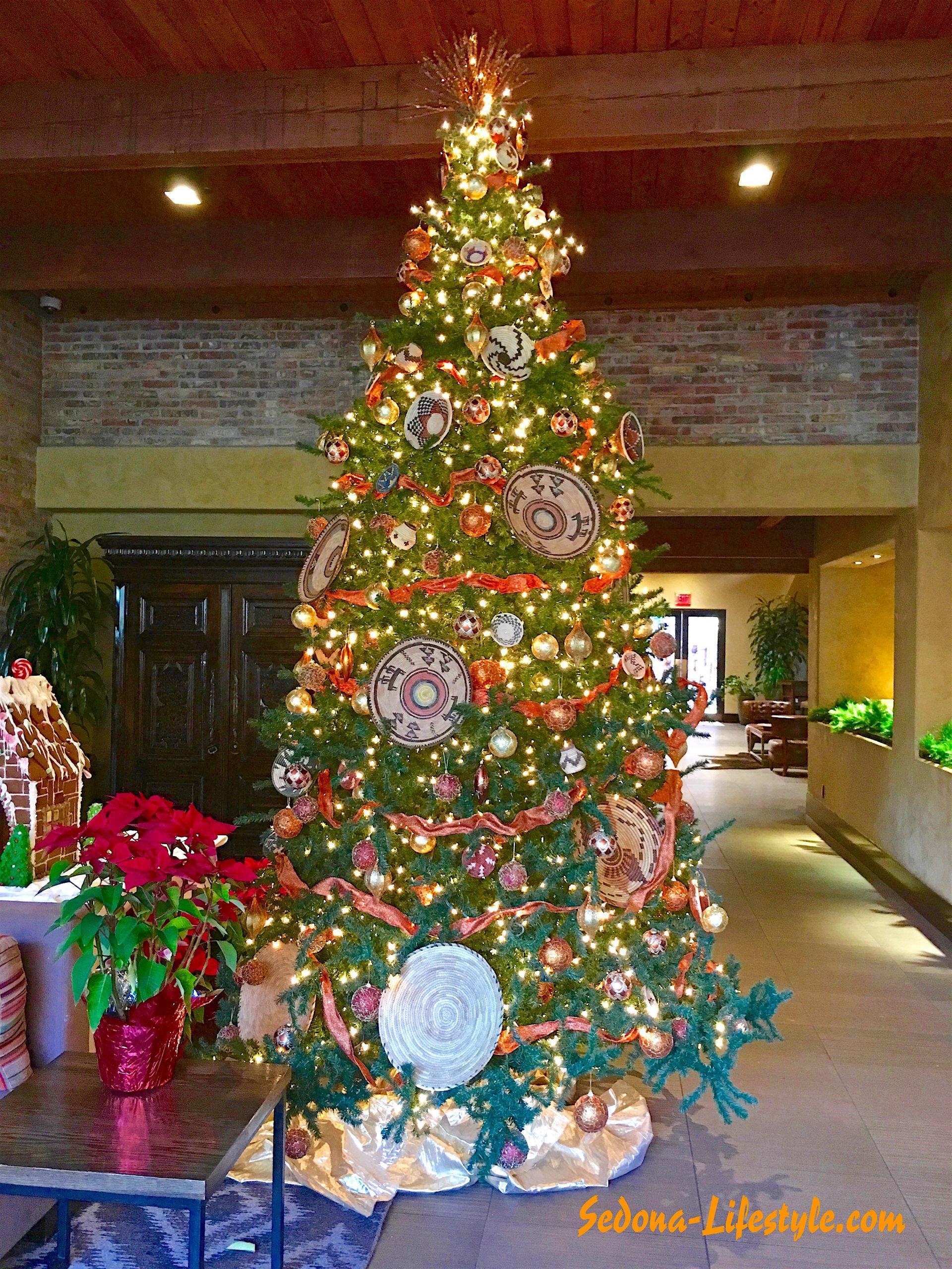 Southwest Christmas - Enchantment Resort