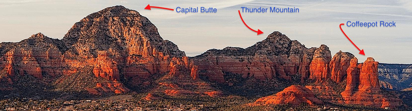 Capital butte-thunder Mtn-capital butte