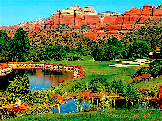 Seven Canyons Golf Resort - Sheri Sperry Coldwell Banker 928.274.7355