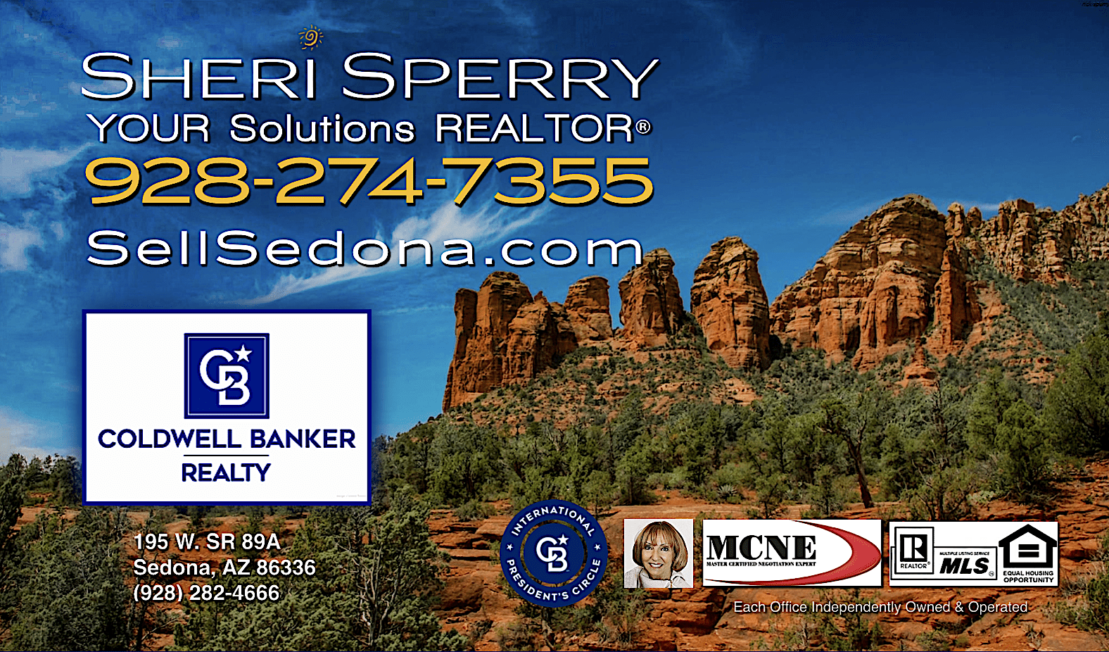 Sheri Sperry Coldwell Banker Realty Sales Professional