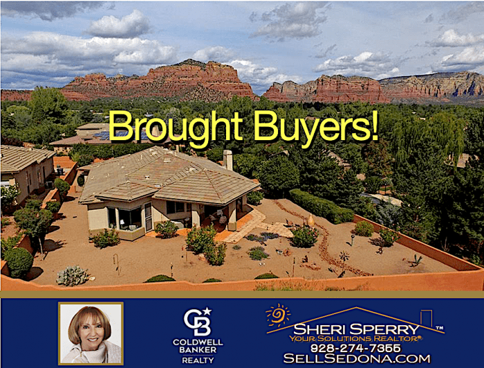 Golf Course location - Brought Buyers! Sheri Sperry Coldwell Banker Realty