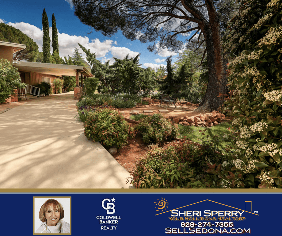 Sheri Sperry Coldwell Banker Realty Sedona - Photographers Secrets Revealed RickSperry.com
