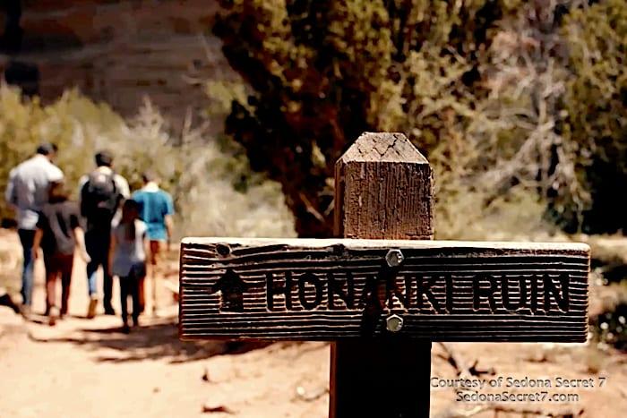 Hiking - Honanki Ruin