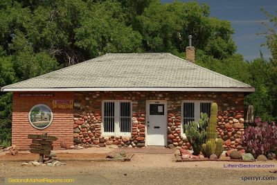 Cottonwood Historic Jail and Sheriff Office