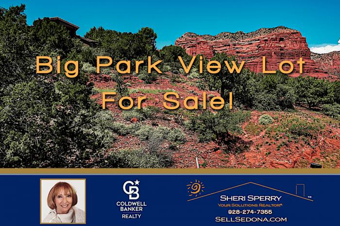 Lot For Sale - 40 Fox Trail Loop Sedona AZ