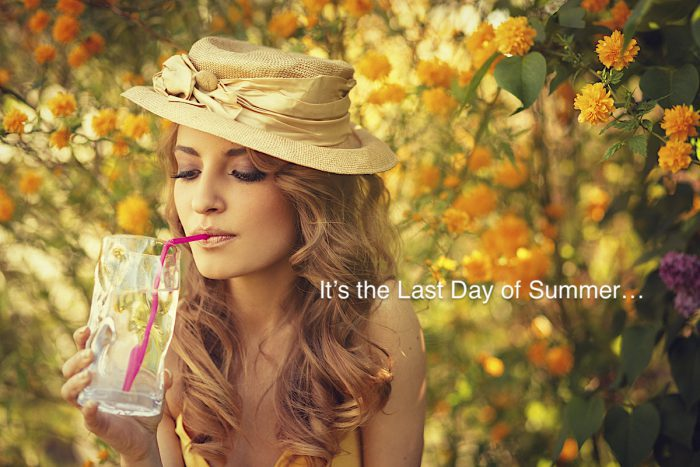 Last Day of Summer - Southern Belle and Lemonade