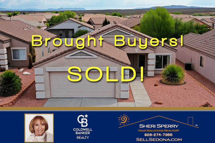 Brought Buyers - Sheri Sperry 928-274-7355