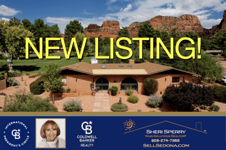 135 Red Rock Cove Drive Sedona, AZ 86351