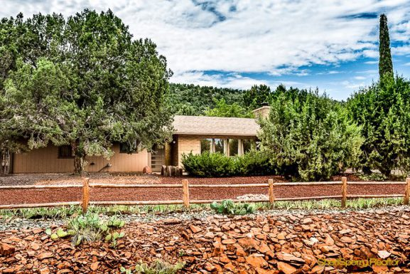 Multiple Offers ….Day 1 !! – 120 Panorama West Sedona Arizona 86336