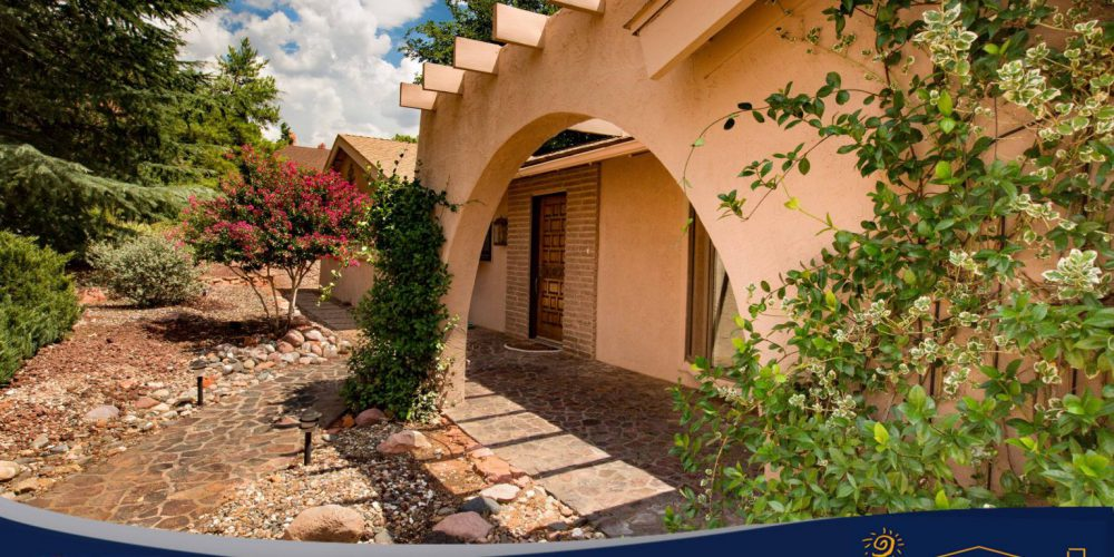 Chapel area - Sedona Home For Sale