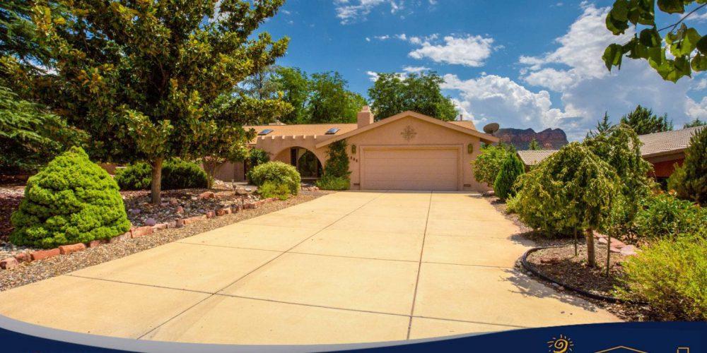 143 Starlite Sedona AZ Chapel Hills Estates For Sale