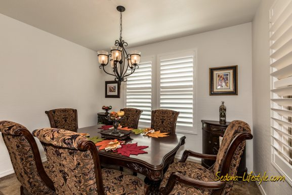 Planning a Fall Open House In Sedona