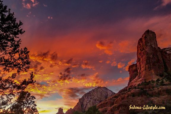July 2018 – Sedona Weather Stats Update and Summary