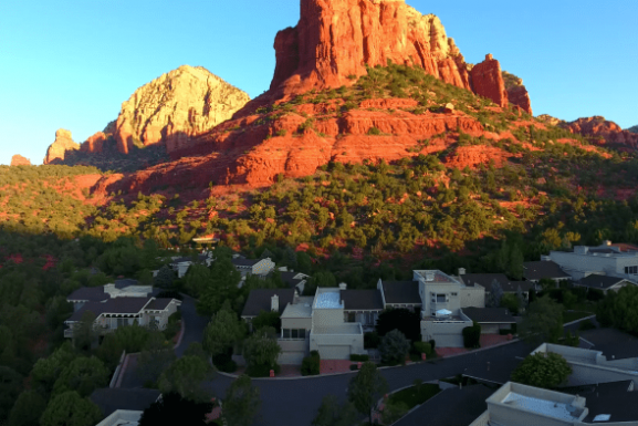 Cottages At Coffeepot ~Sedona AZ~ A Closer Look At A Luxury Gated Town House Community – Update February 2020