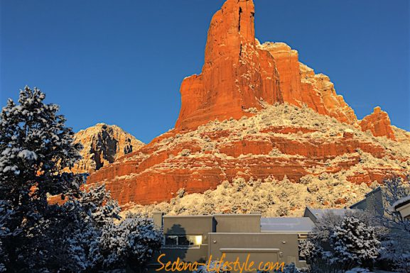 Sedona Weather Final December 2018 – 312 Days of Sunshine!