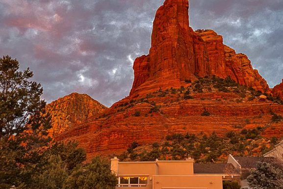 Magic Hour – A Special Time of the Day In Sedona Arizona