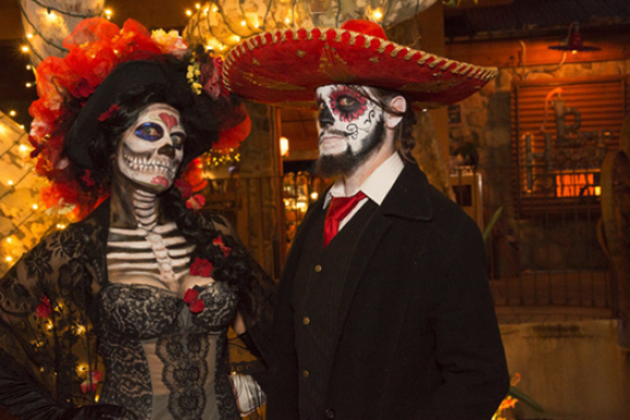 Day of the Dead – Dias del los Muertos at Tlaquepaque