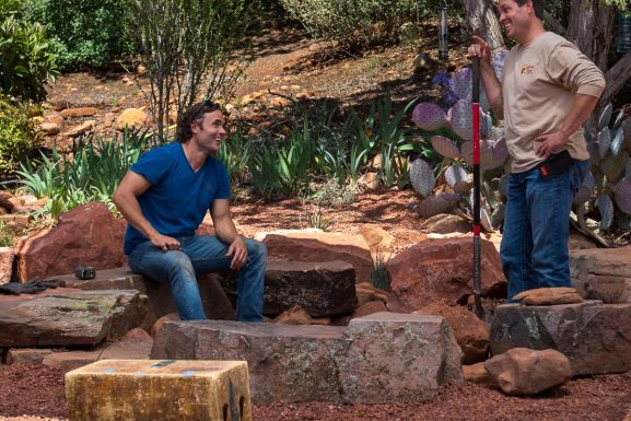 HGTV – Sedona Oasis – After the Big Reveal in West Sedona