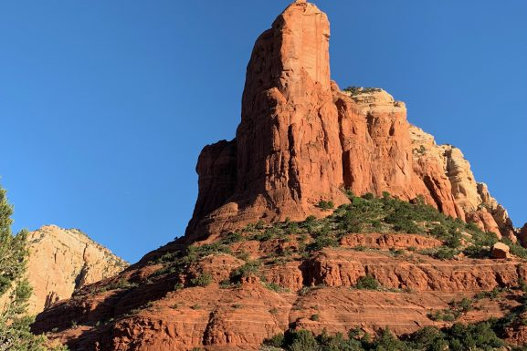 The Shades or Shadows of the Sedona Summer Solstice