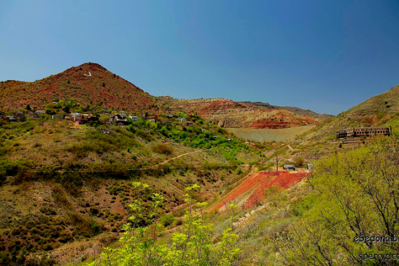 Jerome Arizona ~ Fifth Largest Town In Arizona Territory Hosts 52nd Historic Building Tour