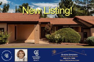 155 S. Canyon Diablo Rd Unit 23, Sedona AZ 86351