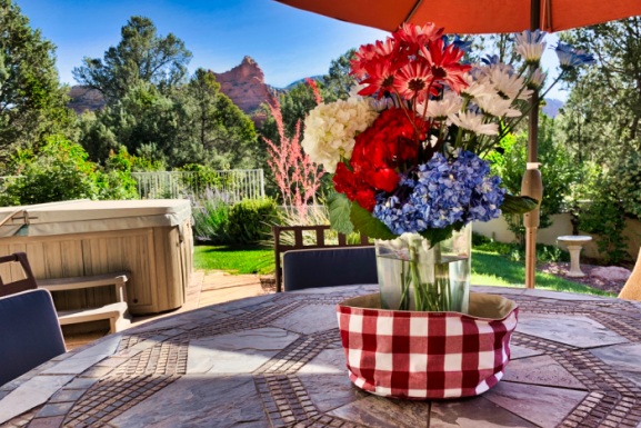 Sedona Weather June 2019 – Cooler Temps Prevail!