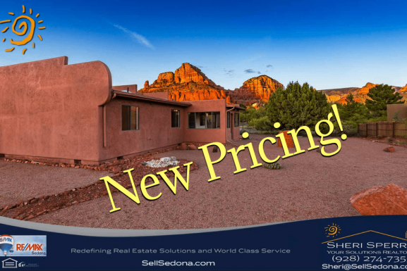 Price Reduced!  11 Meadow Lark Sedona AZ 86336 – Chapel Area