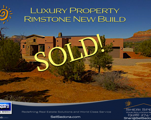 New Build in Rimstone, West Sedona AZ 86336