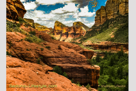 Sedona Magic ~ Daylight….