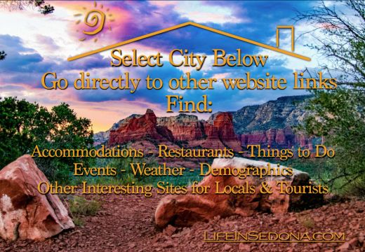 Verde Valley Community Quick Links To Informative Websites