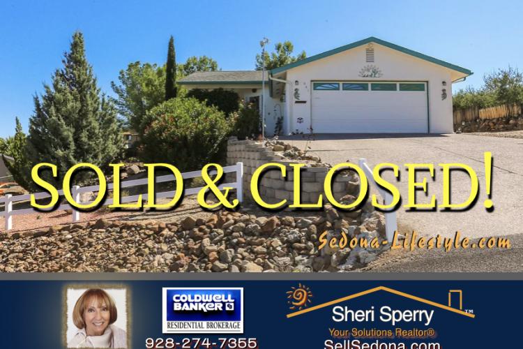 941 E. Buena Vista Drive, Cottonwood, AZ 86326