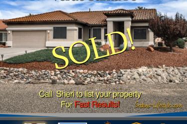 5325 Painted Desert Rd. Cornville AZ 86325