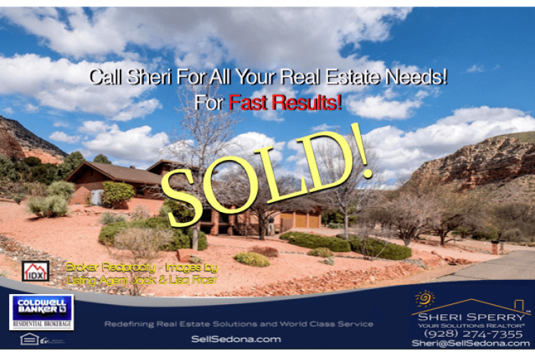 115 White Horse Way Sedona 86351