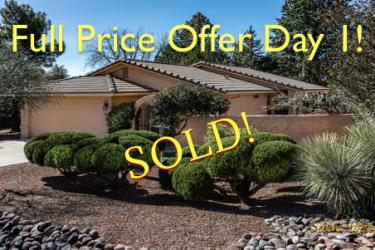 180 Arch Drive Sedona AZ 86351