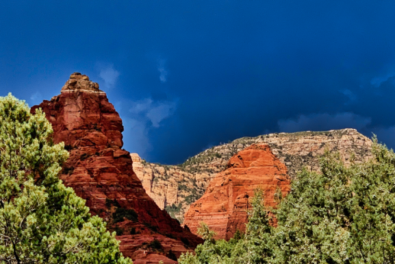 "The ""Non""soon Affects August Weather Pattern in Sedona"